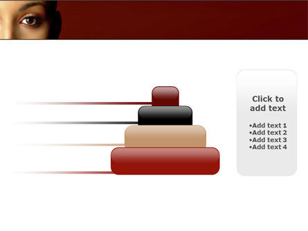Make-Up PowerPoint Template Slide 8