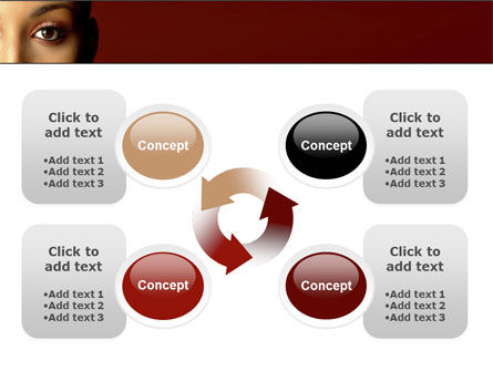 Make-Up PowerPoint Template Slide 9