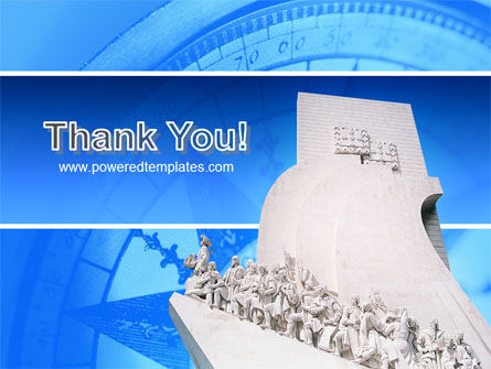 Monument to Discoveries PowerPoint Template Slide 20