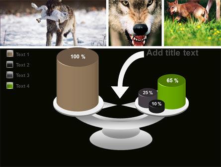Wolf PowerPoint Template Slide 10