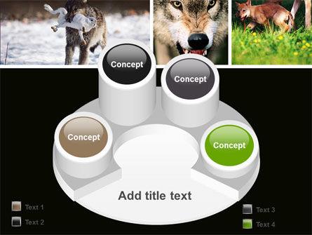 Wolf PowerPoint Template Slide 12
