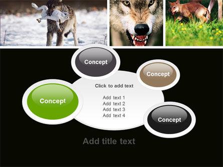 Wolf PowerPoint Template Slide 16