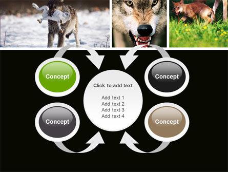 Wolf PowerPoint Template Slide 6