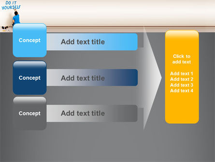 Do It Yourself PowerPoint Template Slide 12