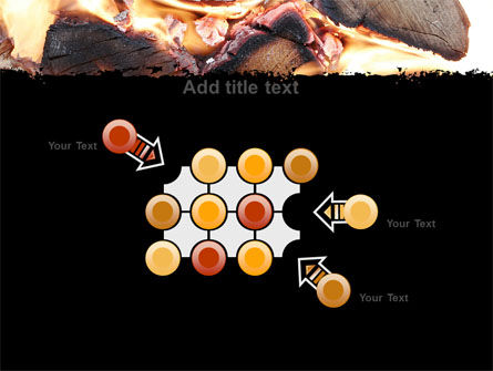 Bonfire PowerPoint Template Slide 10