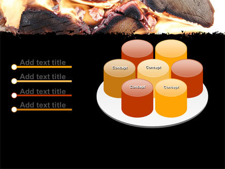 Bonfire PowerPoint Template Slide 12