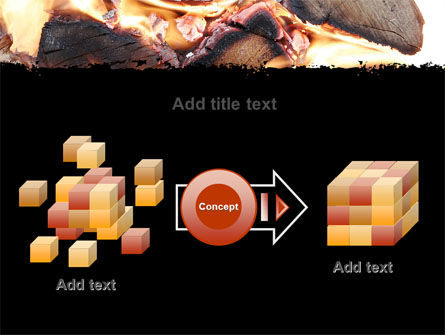 Bonfire PowerPoint Template Slide 17