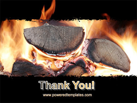 Bonfire PowerPoint Template Slide 20