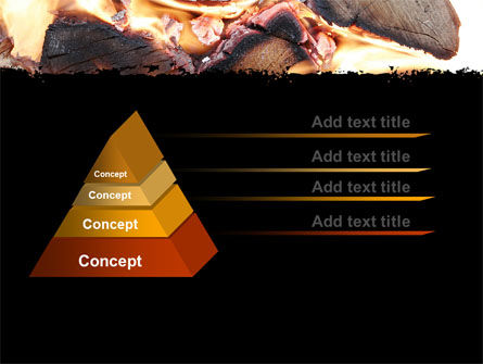 Bonfire PowerPoint Template Slide 4