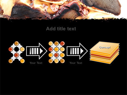 Bonfire PowerPoint Template Slide 9