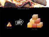 Bonfire PowerPoint Template#13