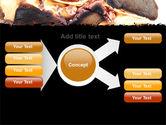 Bonfire PowerPoint Template#15