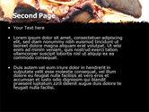 Bonfire PowerPoint Template#2