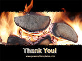 Bonfire PowerPoint Template#20