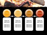 Bonfire PowerPoint Template#5