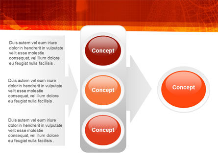 Game Joystick PowerPoint Template Slide 11