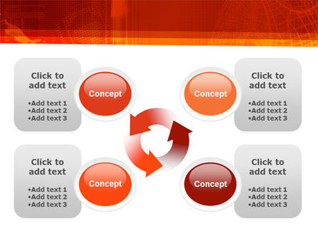 Game Joystick PowerPoint Template Slide 9