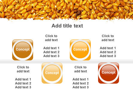 Flax PowerPoint Template Slide 18