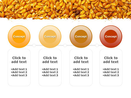 Flax PowerPoint Template Slide 5