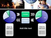 Pupils Of The World PowerPoint Template#11
