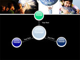 Pupils Of The World PowerPoint Template#14