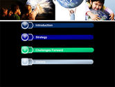 Pupils Of The World PowerPoint Template#3