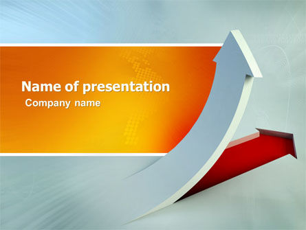 Crisis Overcome PowerPoint Template