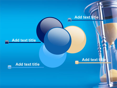 Hourglass PowerPoint Template Slide 10
