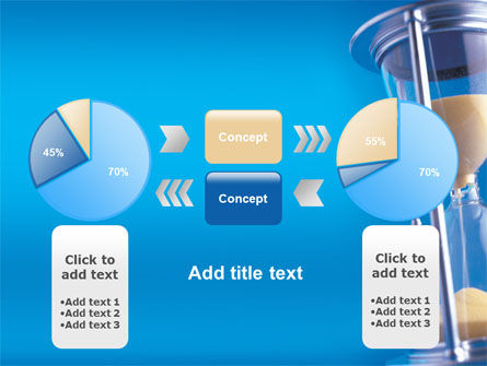 Hourglass PowerPoint Template Slide 11
