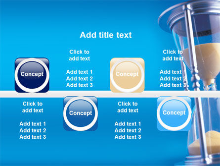 Hourglass PowerPoint Template Slide 19