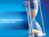Consulting: Hourglass PowerPoint Template #05461