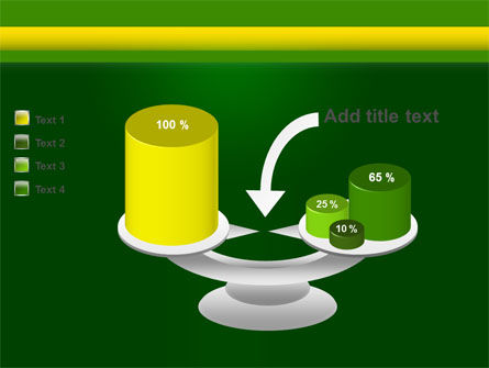 Daisy Chain PowerPoint Template Slide 10