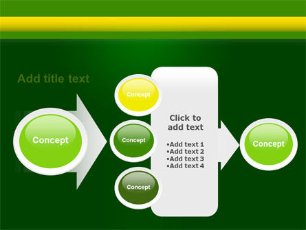 Daisy Chain PowerPoint Template Slide 17