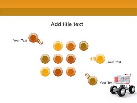 Cart PowerPoint Template Slide 10