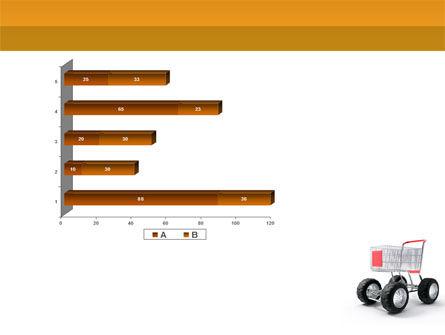 Cart PowerPoint Template Slide 11