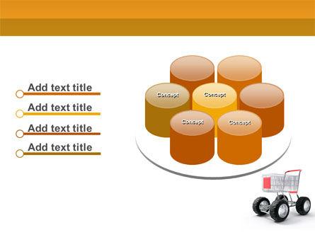 Cart PowerPoint Template Slide 12