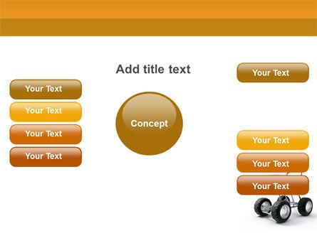 Cart PowerPoint Template Slide 15