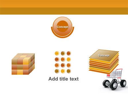 Cart PowerPoint Template Slide 19