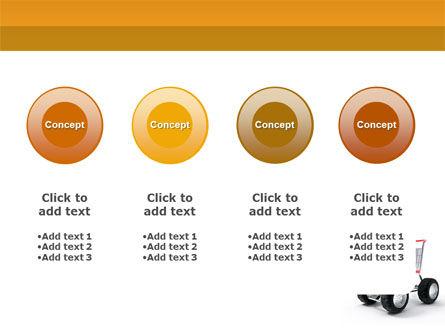 Cart PowerPoint Template Slide 5