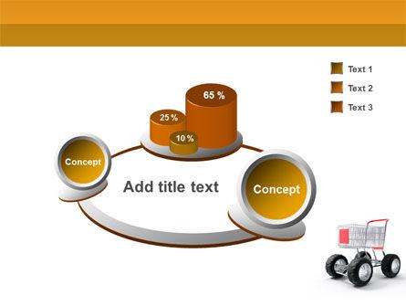 Cart PowerPoint Template Slide 6