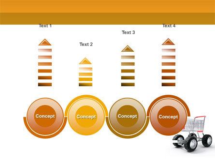 Cart PowerPoint Template Slide 7