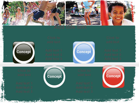 Childs Play PowerPoint Template Slide 18