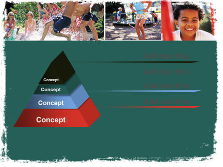 Childs Play PowerPoint Template Slide 4