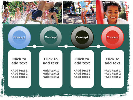 Childs Play PowerPoint Template Slide 5