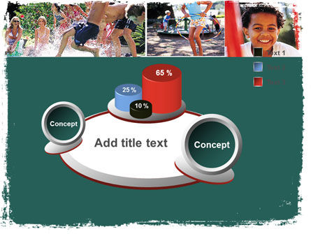 Childs Play PowerPoint Template Slide 6