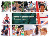 Education & Training: Childs Play PowerPoint Template #05470