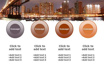 Manhattan Bridge PowerPoint Template Slide 5