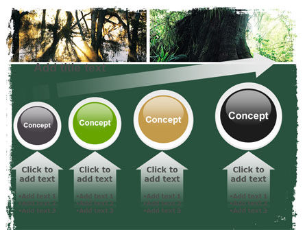 Jungle PowerPoint Template Slide 13
