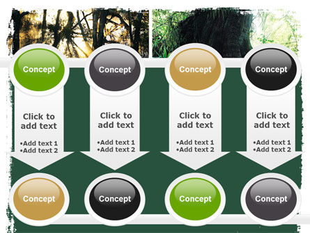 Jungle PowerPoint Template Slide 18