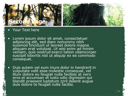 Jungle PowerPoint Template Slide 2